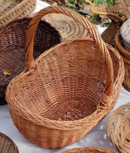 Songdove Books - Woven Basket
