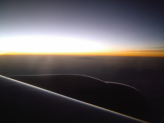Songdove Books - In the air Sunrise