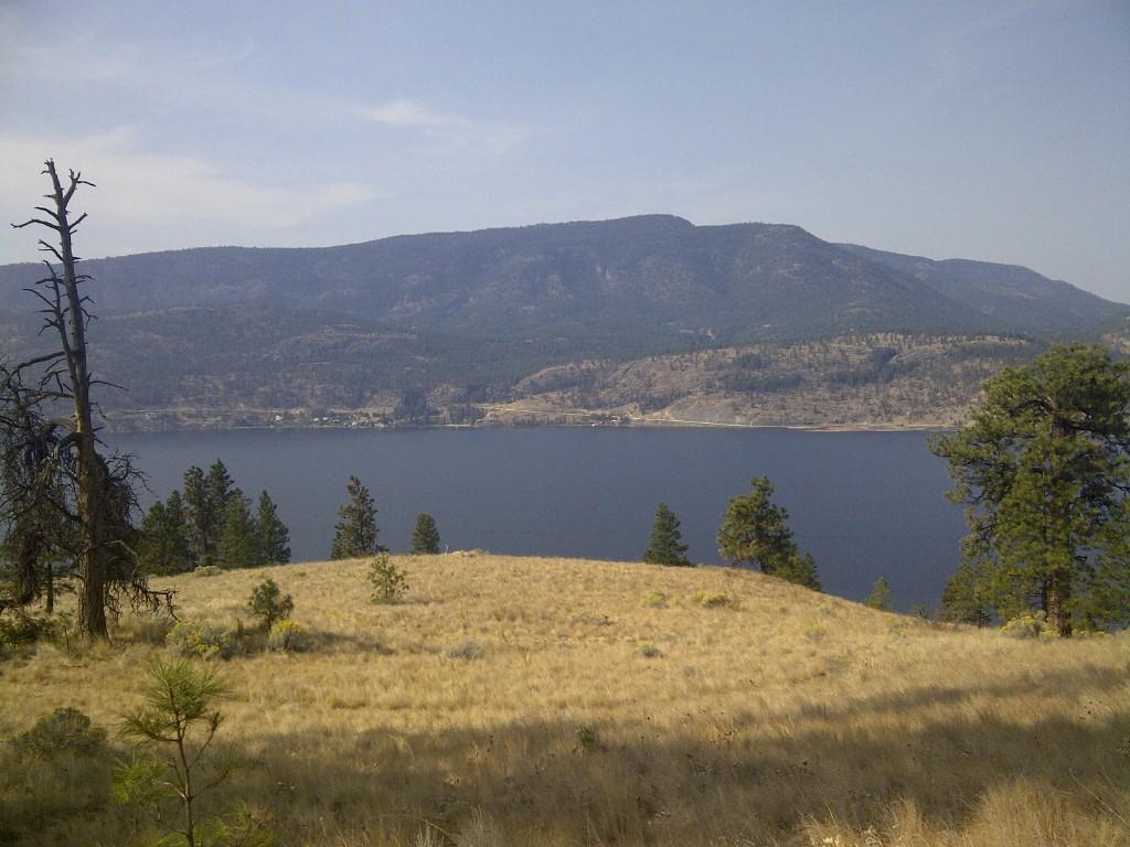 Songdove Books - Okanagan Lake From Knox Mtn