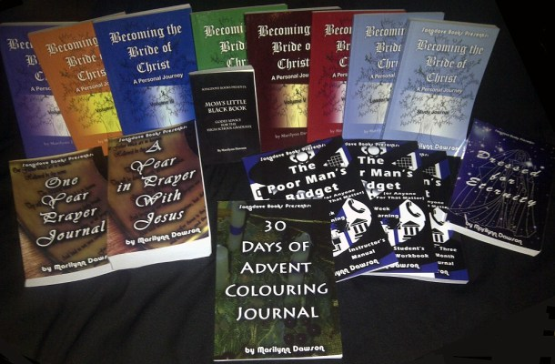 All Songdove Books in Paperback Dec 2015