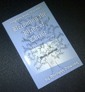 Songdove Books - Becoming the Bride of Christ: A Personal Journey -Study Journal
