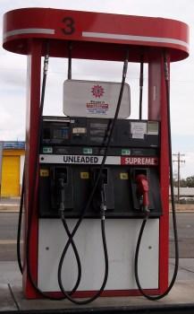 Songdove Books - Gas Pump