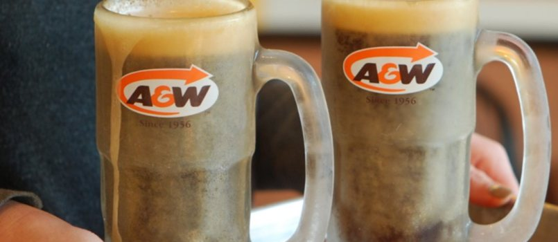 A&W Rootbeer Canada