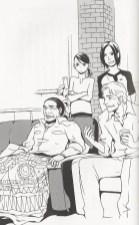 Bella, Jacob et leur père