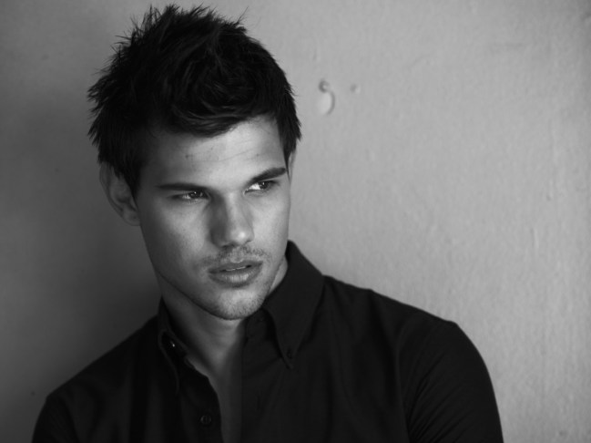 Taylor Lautner Sous l'Objectif - Pour Total Film Magazine