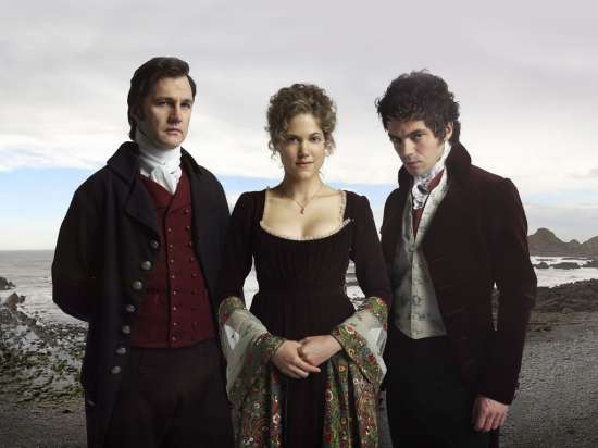 Le Colonel Brandon, Marianne et Willoughby