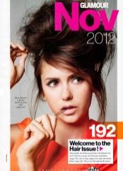 Nina Dobrev - Scan1_Glamour_ Nov12