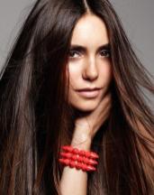 Nina Dobrev Glamour Nov12