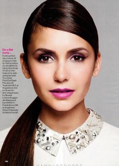 Nina Dobrev - Scan4_Glamour_ Nov12