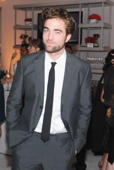 Robert Pattinson à la soirée du 15/10/12 Organisé par Elle Women