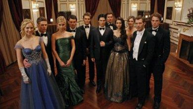 Photo de The Vampire Diaries – Le bal des Mikaëlson ce soir sur NT1