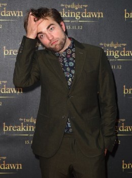 Robert Pattinson, Cet As De La Mode (Sydney- 21/10/12)