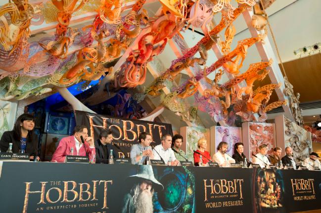 Avant Premiere Le Hobbit un voyage inattendu 2