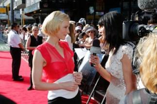 Avant Premiere Le Hobbit un voyage inattendu Cate Blanchett