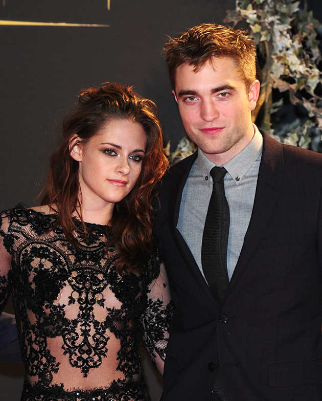 The Twilight Saga: Breaking Dawn Part 2 Premiere - London