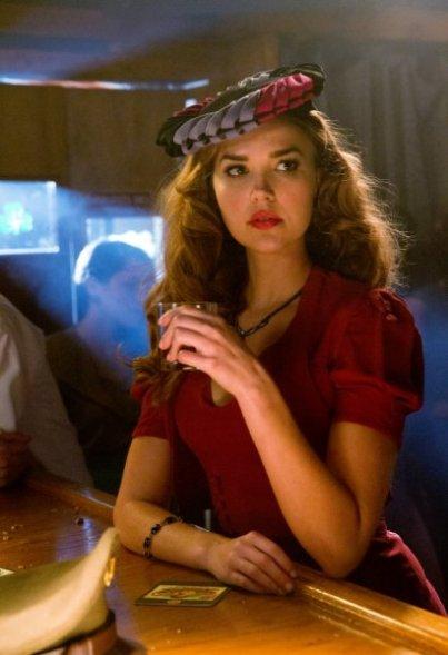 TVD 4x08 We'll Always Have Bourbon Street - Lexi