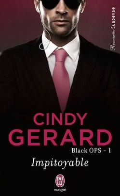 Black OPS Tome 1 : Impitoyable de Cindy Gerard