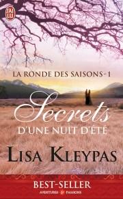 La Ronde Des Saisons Tome 1 : Secrets d'une nuit d'été de Lisa Kleypas