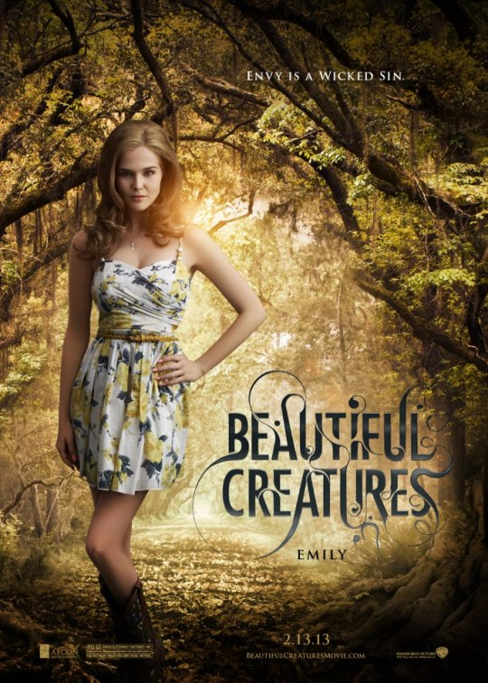 Beautiful Creatures_Emily poster