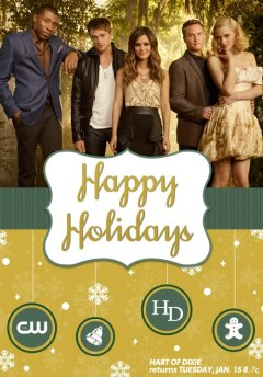 hart of dixie happy holidays