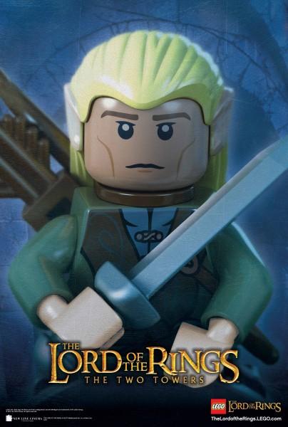 Legolas en Lego