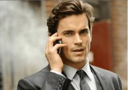 Matthew Boomer -> Christian Grey