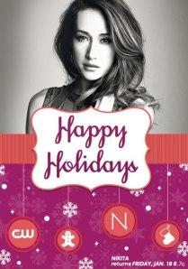 nikita happy holidays