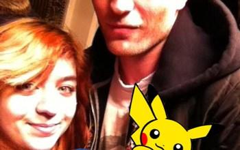 Photo de Robert Pattinson, le Nouveau Pokemon Version Fin du Monde 2012