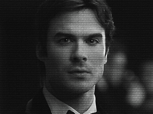 Time Framed Ian Somerhalder