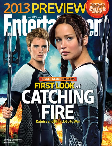 Hunger Games 2 : Catching Fire / L'Embrasement