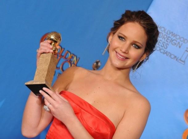 Golden-Globes-2013-Jennifer Lawrence