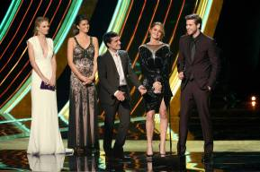 Hunger Games Cast - PCA -2013 -Nominations- 011