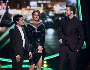 Hunger Games Cast - PCA -2013 -Nominations- 017