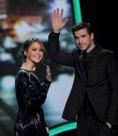 Hunger Games Cast - PCA -2013 -Nominations- 019