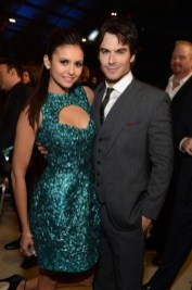 Ian et Nina - Critics Choice Movie Awards 2013