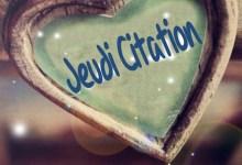 Photo of Jeudi Citation #28 (Pour le plaisir des mots) Spécial Spartacus