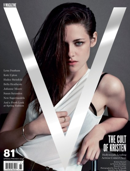 Kristen Stewart Pour V Magazine 2013 -01