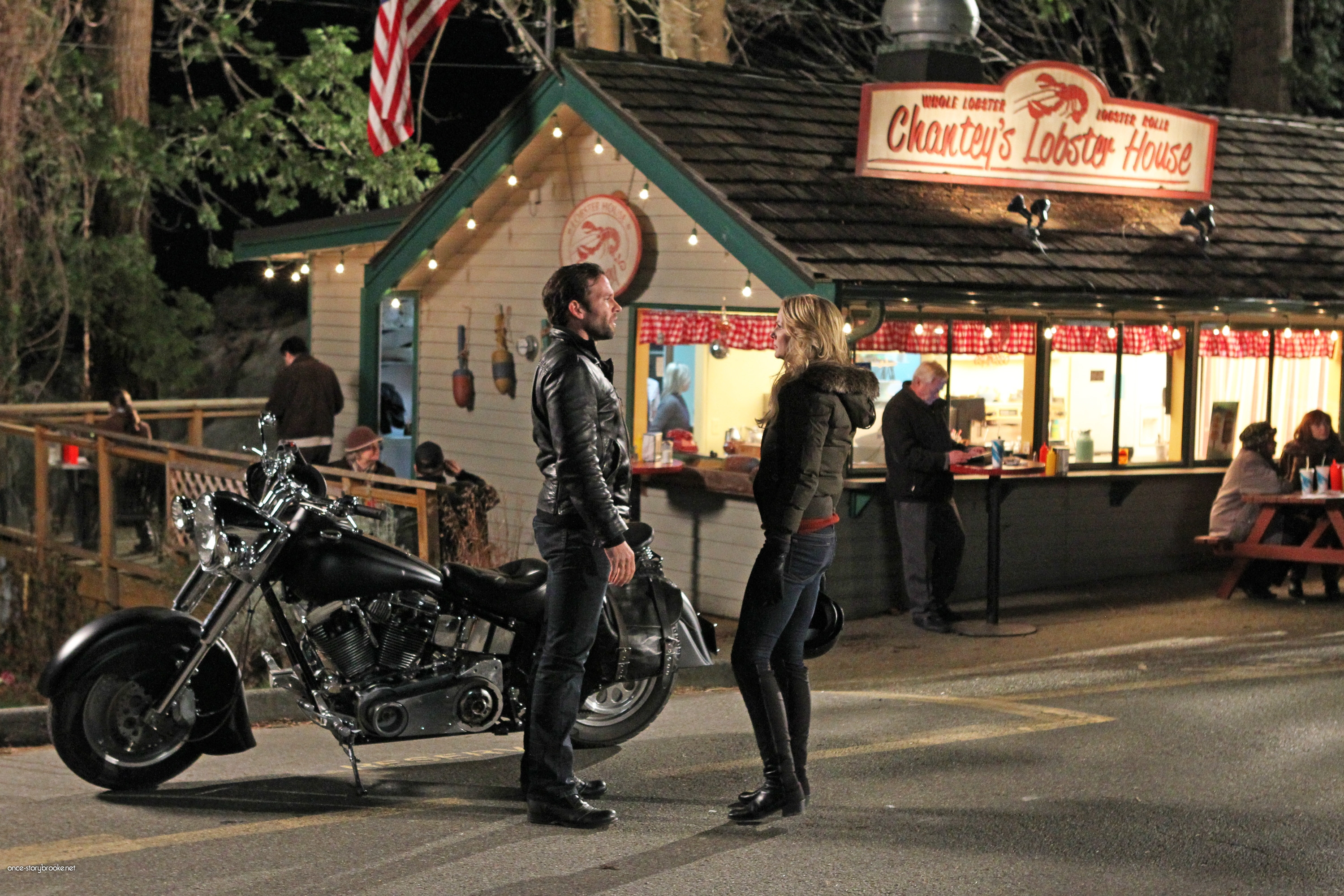 Once Upon A Time – Saison 1 – Episode 20 - La promesse de Pinocchio 009