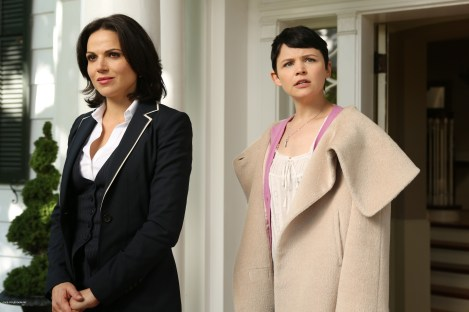 Once Upon A Time Saison 2 Episode N°1 - Broken (Brise) 013