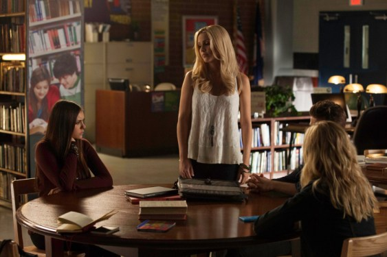 TVD 4x10 After School Special - Elena, Rebekah, Stefan & Caroline