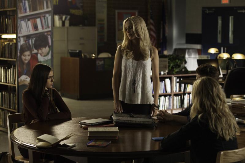 TVD 4x10 After School Special - Elena, Rebekah, Stefan & Caroline
