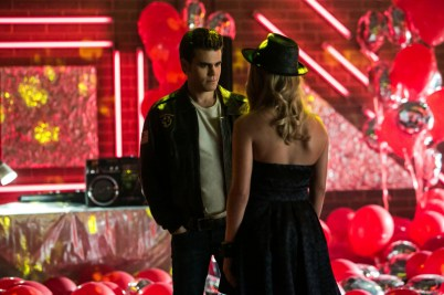 TVD 4x12 A View to a Kill - Stefan&Rebekah