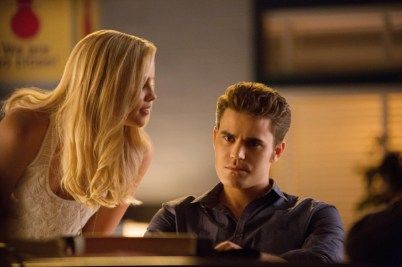 TVD 4x10 After School Special - Rebekah & Stefan