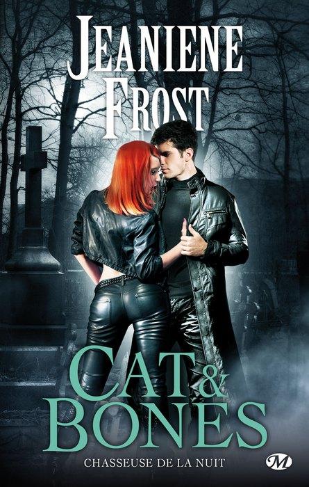 Chasseuse de la Nuit - Anthologie : Cat & Bones