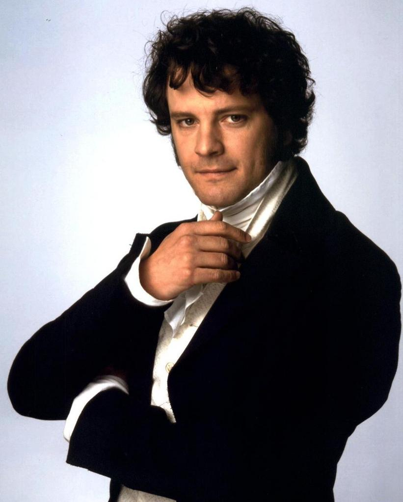 Colin Firth Darcy