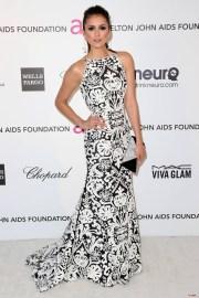 Elton John AIDS Fondation - NinaDobrev