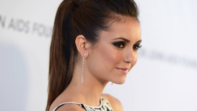 Photo de Nina Dobrev quitte The Vampire Diaries !