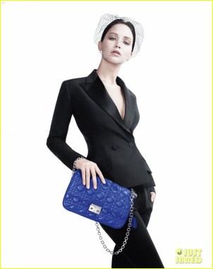 Jennifer Lawrence La Campagne de Miss Dior- 01