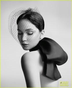 Jennifer Lawrence La Campagne de Miss Dior- 02