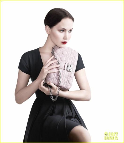 Jennifer Lawrence La Campagne de Miss Dior- 05